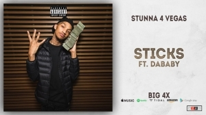 Stunna 4 Vegas - Sticks Ft. DaBaby